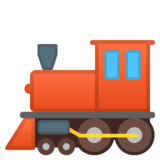 Locomotive on Google Android 8.0
