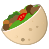 Stuffed Flatbread on Google Android 8.0