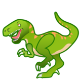T-Rex on Google Android 8.0