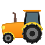 Tractor on Google Android 8.0
