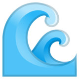 Water Wave on Google Android 8.0