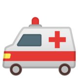 Ambulance on Google Android 8.1