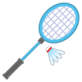 Badminton on Google Android 8.1