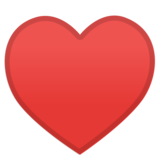 Heart Suit on Google Android 8.1