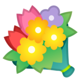 Bouquet on Google Android 8.1