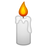 Candle on Google Android 8.1
