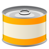 Canned Food on Google Android 8.1