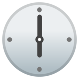 Six O'Clock on Google Android 8.1