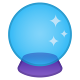 Crystal Ball on Google Android 8.1