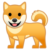 Dog on Google Android 8.1