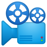 Film Projector on Google Android 8.1