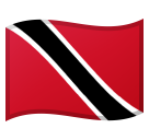 Flag: Trinidad & Tobago on Google Android 8.1