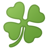 Four Leaf Clover on Google Android 8.1