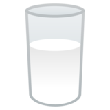 Glass of Milk on Google Android 8.1
