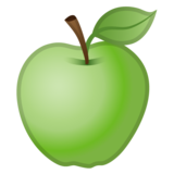 Green Apple on Google Android 8.1