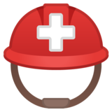 Rescue Worker's Helmet on Google Android 8.1