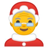 Mrs. Claus on Google Android 8.1