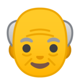 Old Man on Google Android 8.1