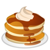Pancakes on Google Android 8.1