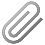 Paperclip on Google Android 8.1