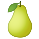 Pear on Google Android 8.1