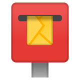 Postbox on Google Android 8.1