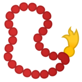 Prayer Beads on Google Android 8.1