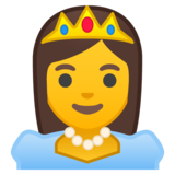 Princess on Google Android 8.1