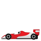 Racing Car on Google Android 8.1