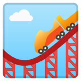 Roller Coaster on Google Android 8.1