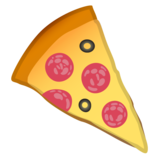 Pizza on Google Android 8.1