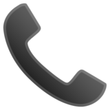 Telephone Receiver on Google Android 8.1
