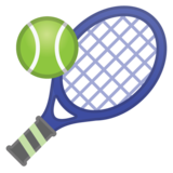 Tennis on Google Android 8.1