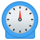 Timer Clock on Google Android 8.1