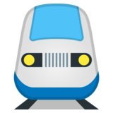 Train on Google Android 8.1