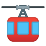 Aerial Tramway on Google Android 9.0