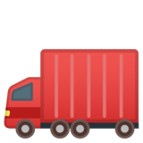 Articulated Lorry on Google Android 9.0