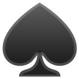 Spade Suit on Google Android 9.0