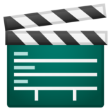 Clapper Board on Google Android 9.0