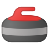 Curling Stone on Google Android 9.0