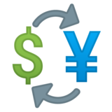 Currency Exchange on Google Android 9.0