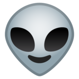 Alien on Google Android 9.0