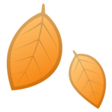 Fallen Leaf on Google Android 9.0