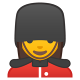 Woman Guard on Google Android 9.0