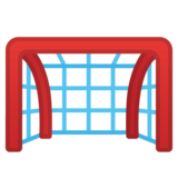 Goal Net on Google Android 9.0