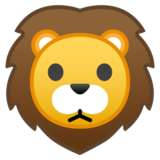 Lion on Google Android 9.0