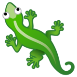 Lizard on Google Android 9.0
