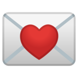 Love Letter on Google Android 9.0