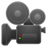 Movie Camera on Google Android 9.0