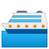 Passenger Ship on Google Android 9.0